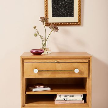 Nelson Storage Nightstand