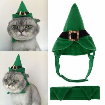 Dog Costume Christmas Decoration for Puppy Dog Cats Hat Party Dress Up Cap Headwear Accessory Goods for Dogs Cats Pet Products