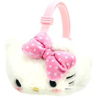 Buy Plush Earmuffs with Adjustable Band - Hello Kitty at ARTBOX
