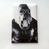 Light Switch Cover - Light Switch Plate King Kong Movie
