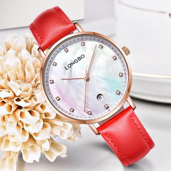 2017 Fashion Calendar Quartz Watch Women Watches Ladies Girl Famous Brand Wrist Watch Female Clock Montre Femme Relogio Feminino