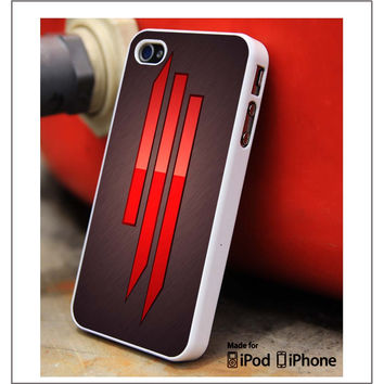 Barcelona Fc Black Red Iphone 4s Iphone 5 From Icasesstore