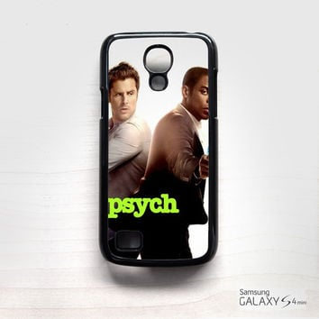 Psych Tv shows for Samsung Galaxy Mini S3/S4/S5 phonecases
