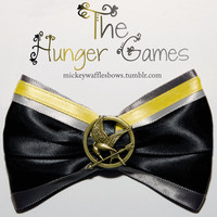 The Hunger Games Hair Bow