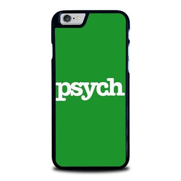 psych iphone 6 6s case cover  number 1