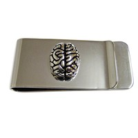 Anatomy Brain Money Clip