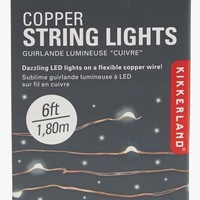 Kikkerland Design Copper Wire LED Lights