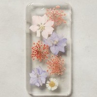 Garden Press iPhone 6 Case by Anthropologie Purple Motif All Bags
