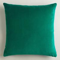 Emerald Green Throw Pillows - World Market