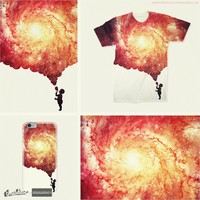 The universe in a soap-bubble!!! on Threadless