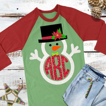 Best Monogram Christmas Shirt Products on Wanelo 73329465c
