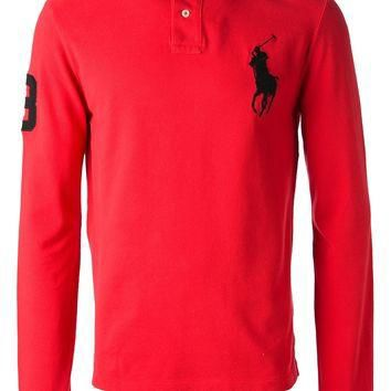 Polo Ralph Lauren Long Sleeve Polo Shirt