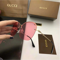 GUCCI     New polarized sunglasses, ladies and gentlemen of European and American fashion, sunglasses, sunglasses and glasses.