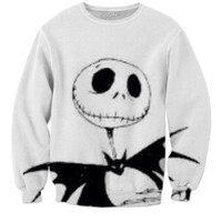 Jack Skellington Sweatshirt