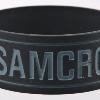Sons of Anarchy SOA Silicone Rubber Boxed Samcro Reaper Bracelet - Sons of Anarchy - | TV Store Online