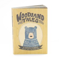 Studio Oh! 2016 ''Woodland Tales'' Take Me With You 17-Month Planner (Beige/Khaki)