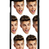 Justin Bieber Head Pattern case for iPhone 6