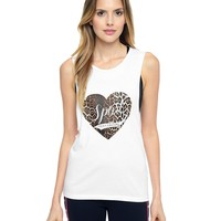 Graphic Muscle Tee by Juicy Couture
