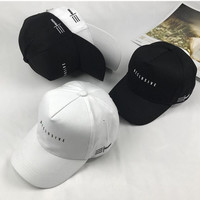 Men Women Embroidery Baseball Cap Hat