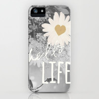 *** CUTE DAISY *** iPhone Case by SUNLIGHT STUDIOS | Society6