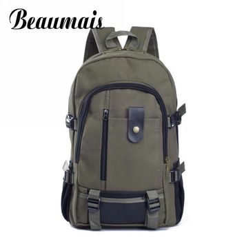 School Backpacks for kids for college Vintage Canvas Rucksack