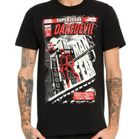 Marvel Daredevil Man Without Fear T-Shirt
