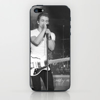 Hunter Hayes iPhone & iPod Skin by Michelle Albert