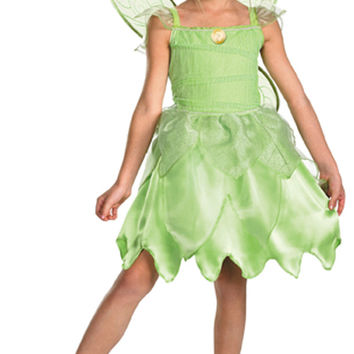 tink and the fairy rescue - tinkerbell classic toddler-child costume