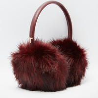 Ted Baker Faux Fur Ear Muffs