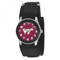 Virginia Tech Hokies NCAA Kids Rookie Series watch (Black)