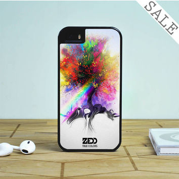 Zedd True Colors iPhone 5S Case
