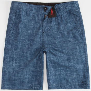 O'neill Loaded Boys Hybrid Shorts - Boardshorts And Walkshorts In One Navy  In Sizes