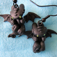 nightfury  earrings