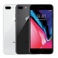 Apple iPhone 8 Plus Silver / Space Grey Unlocked Smartphone 64GB 256GB BRAND NEW