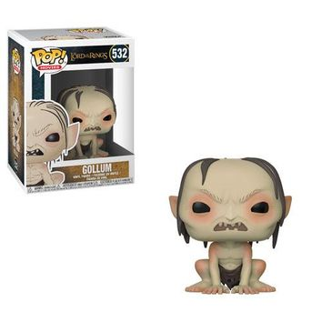 Preorder March 2018 The Lord of the Rings Gollum Pop! Vinyl Figure #532