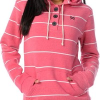 Glamour Kills Chattered Rhythms Henley Hoodie at Zumiez : PDP