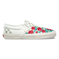 Rose Embroidery Slip-On Dx | Shop At Vans