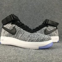 Women's and men's nike air force 1 cheap nike shoes a107