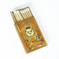 Laugh & Grow Wise Matchbox - Travel the World - Tiny Gem - Carry in Your Pocket - Light an Imaginative Spark