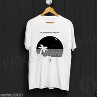 WIPED OUT House Album Beach The Neighbourhood White TShirt Size S to XL