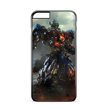 Transformers Optimus Prime iPhone 6s Plus Case