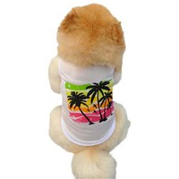 Small Pet Dog Apparel Vest Puppy Cats Coat Clothes T-shirt Summer Vest XS S M L LH8s