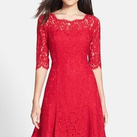 Women's Eliza J Lace Tulip Dress