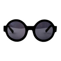 Villa Black Gloss Sunglasses