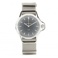 Seventeen stainless steel watch