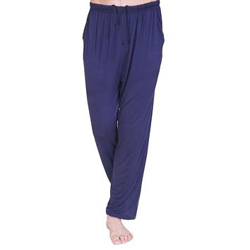 New Brand Mens Yo-ga Pants Casual Trousers Lounge Loose Pantaloons Trunks Men Clothing