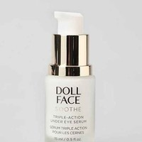 Doll Face Soothe Undereye Puffiness Serum
