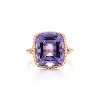 Tiffany & Co. - Tiffany Sparklers:Amethyst Ring