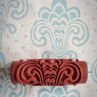 No. 13  Patterned Paint Roller from The by patternedpaintroller