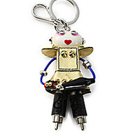 Prada - Nancy Robot Keychain - Saks Fifth Avenue Mobile